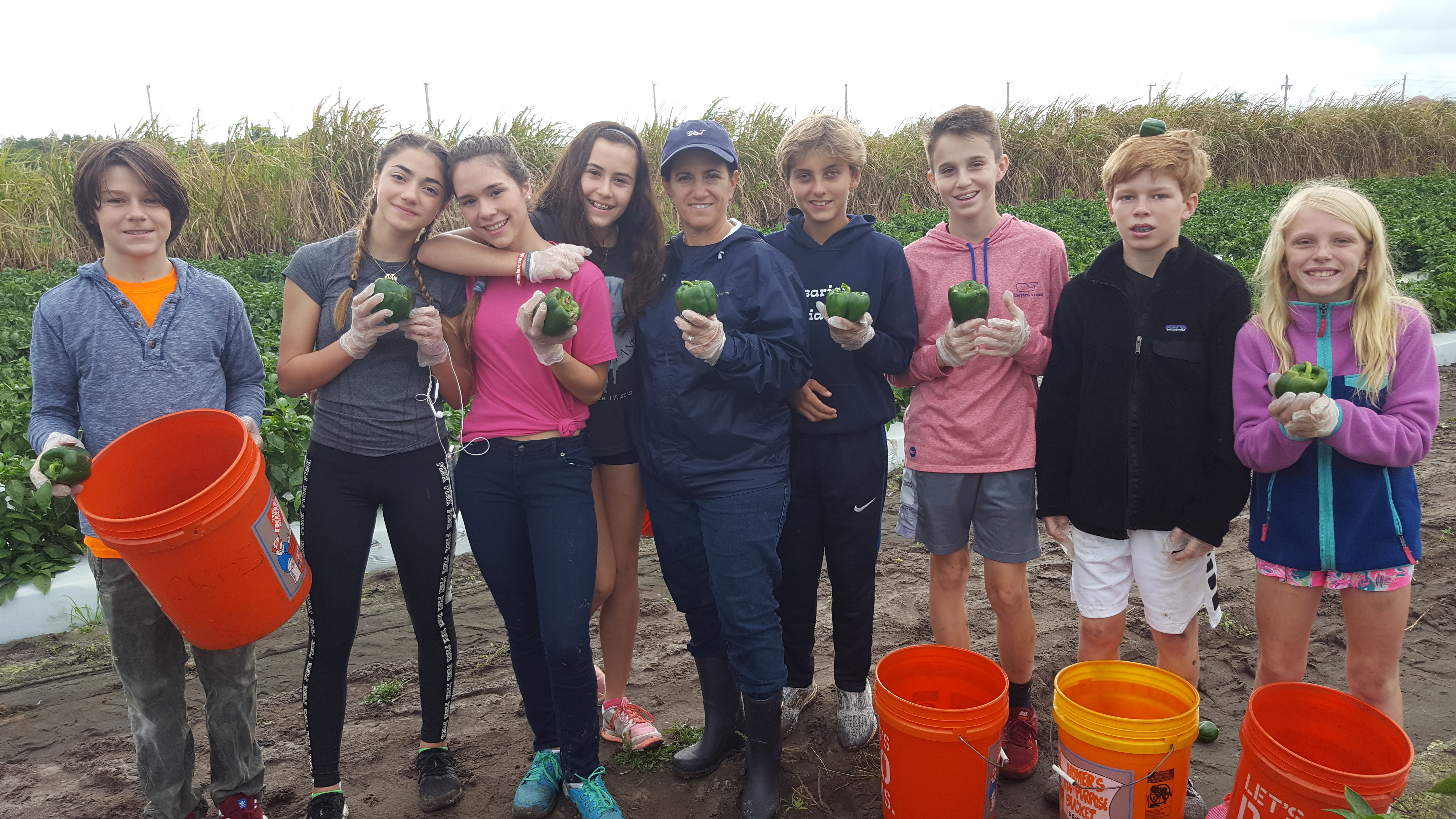 Rosarian's Garden Has Students Thinking Of Sustainability